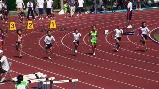 20100904 100mスタート