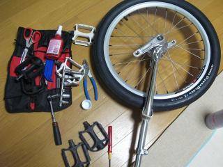 20101102 pedal work