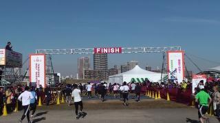 20110109 half marathon