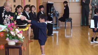 20110316 卒園式 02