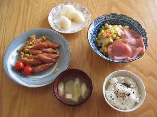 20111010 ご飯