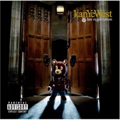 KANYE WEST「LATE REGISTRATION」