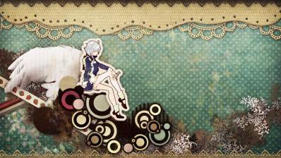 咲夜さんの壁紙