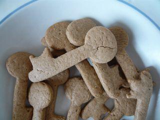 プチギフト・鍵クッキー