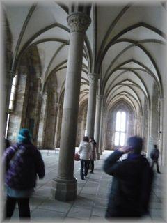 ゴシック建築の天井