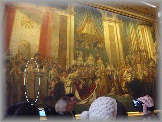 ナポレオンの戴冠式・ヴェルサイユ宮殿