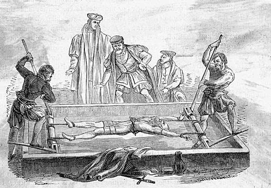 """Duque de Filha do Exeter""""."""