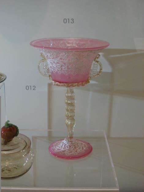 綺麗なピンク