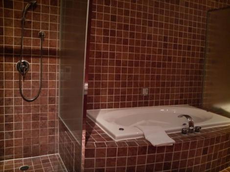 1部屋目バスルーム