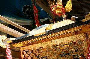 2009.10.12.・「秋祭り、御神輿・吉備津神社」、1