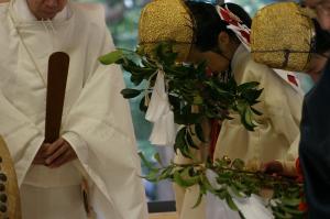 2009.10.12.・「秋祭り、巫女、祈り」、2