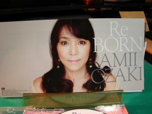 尾崎亜美CD、「ReBORN」、3