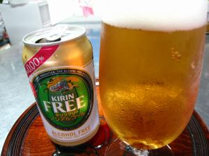 キリン「キリン・フリー」、ノンアルコール・ビール、2