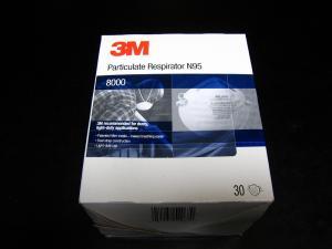 3M「N95、防塵・対ウイルス・マスク」、「マスク」、1