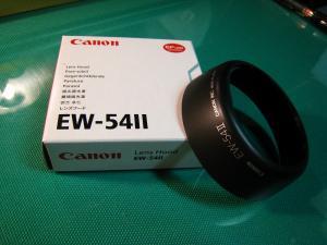 Canon EOS、「レンズフードEW-54Ⅱ」、2