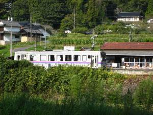 「福塩線、備後矢野駅」、2009.9.・上下矢野、