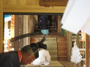 2009.10.12.・「秋祭り、祈り」、2