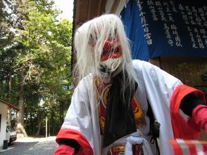 2009.10.12.・「秋祭り、猿田彦命」、1