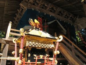 2009.10.12.・「秋祭り、御神輿・吉備津神社」、3