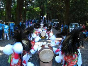 2009.10.12.・「秋祭り、神祇」、2