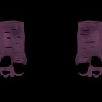 紫びりびり