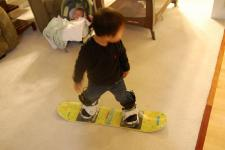 20101010 New Snow Board 2