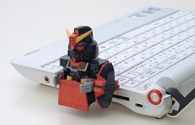 ガンダム型USBメモリー