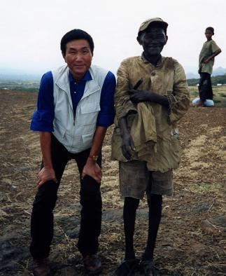 エチオピアーおじさん