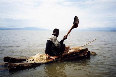 湖水地方ーエチオピア