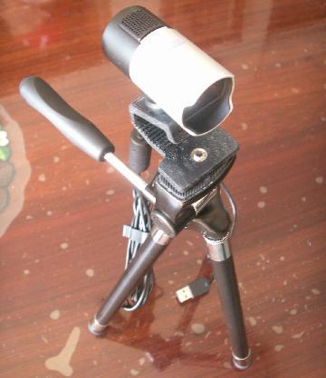 Life Cam Studio ELECOMデジタルカメラスタンド
