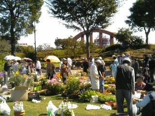 緑と花の百科展 様子 1