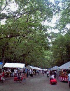 下鴨神社 古本市④
