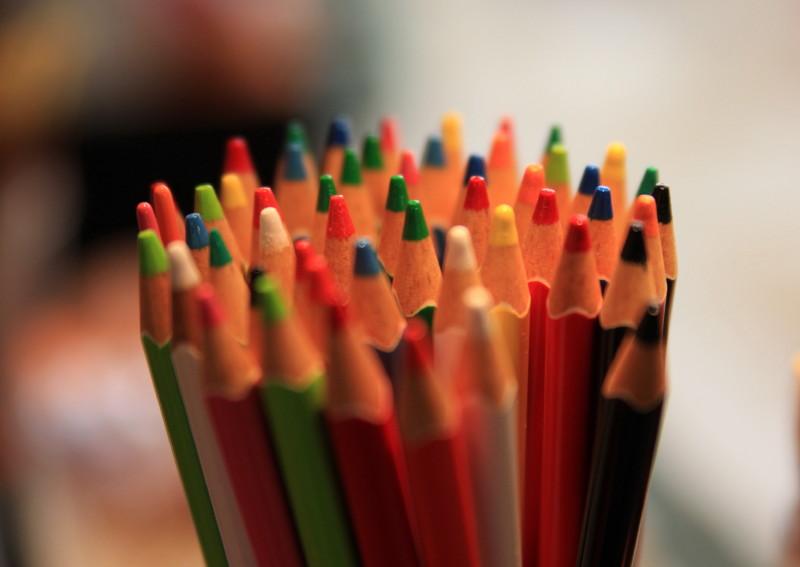 あなたの好きな色で描くこれから