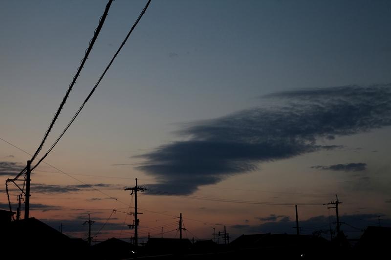 雲と語ろう
