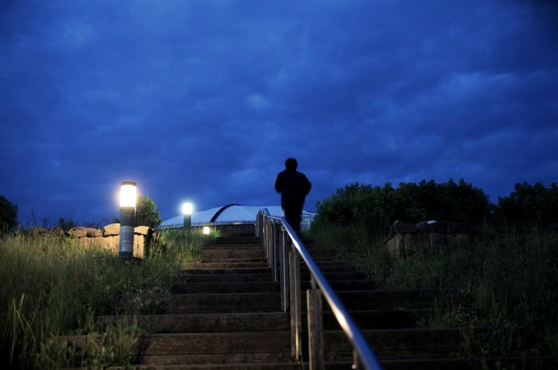 宇宙への階段