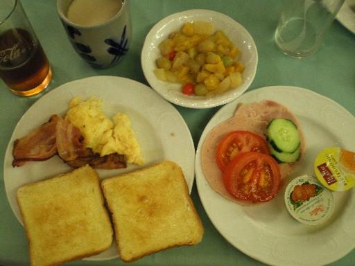 朝食 ROT