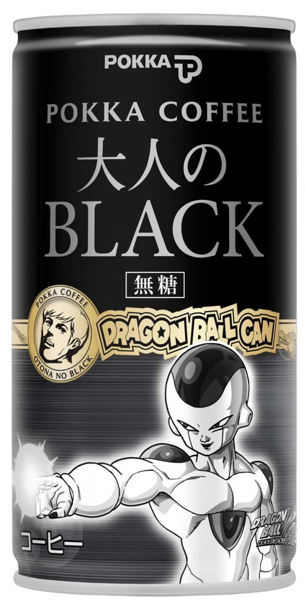 DRAGON BALL CAN_BLACK_fliza