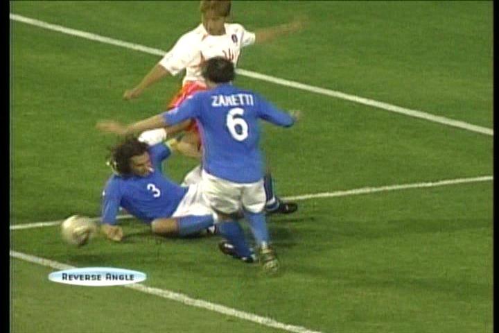 日韓ワールドカップ 八百長