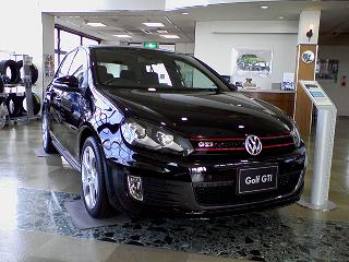New Golf GTI