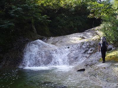 綺麗な滝1