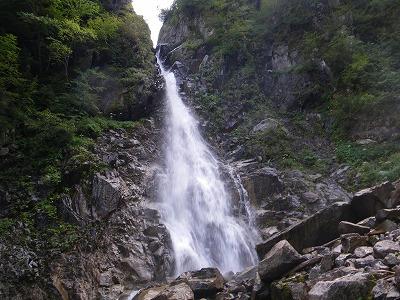 細尾沢大滝3
