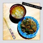 お家で韓国料理