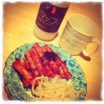 お家で韓国料理2