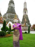 タイ旅行 おバカ写真