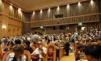 吉田家親喜寿記念コンサートへ20110924-2
