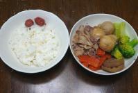晩ご飯20110330-2