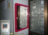 玄関の鏡20110329