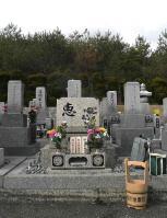 墓参り20110127-1