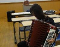 SONUSを弾いていただいてる野口美紀さん
