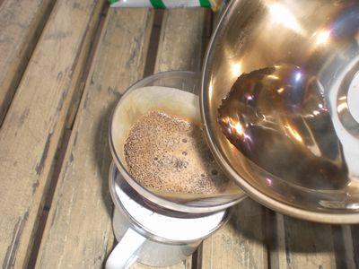 9.コーヒー準備②
